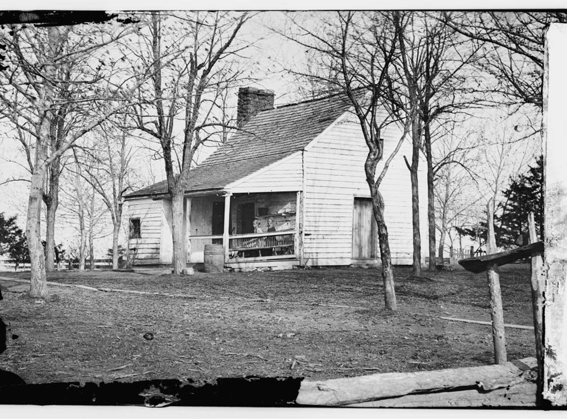 JAMES ROBINSON HOUSE