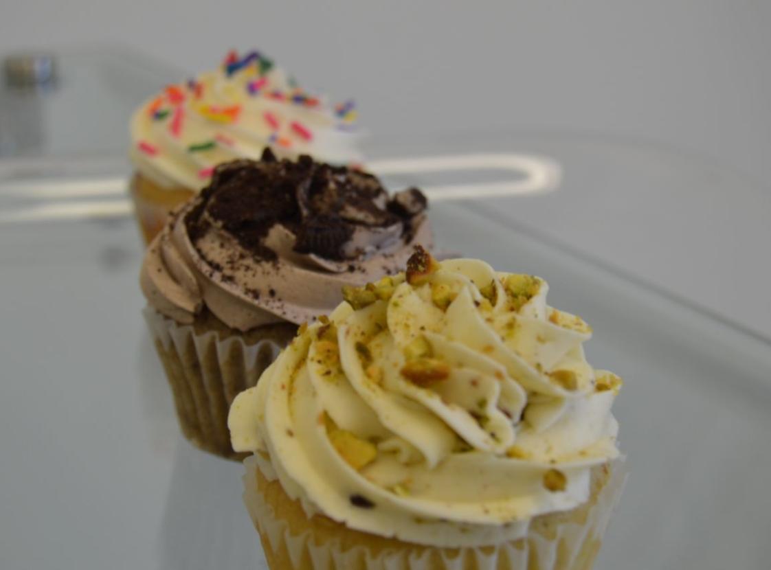 RUMALUTIONS RUM Cupcakes