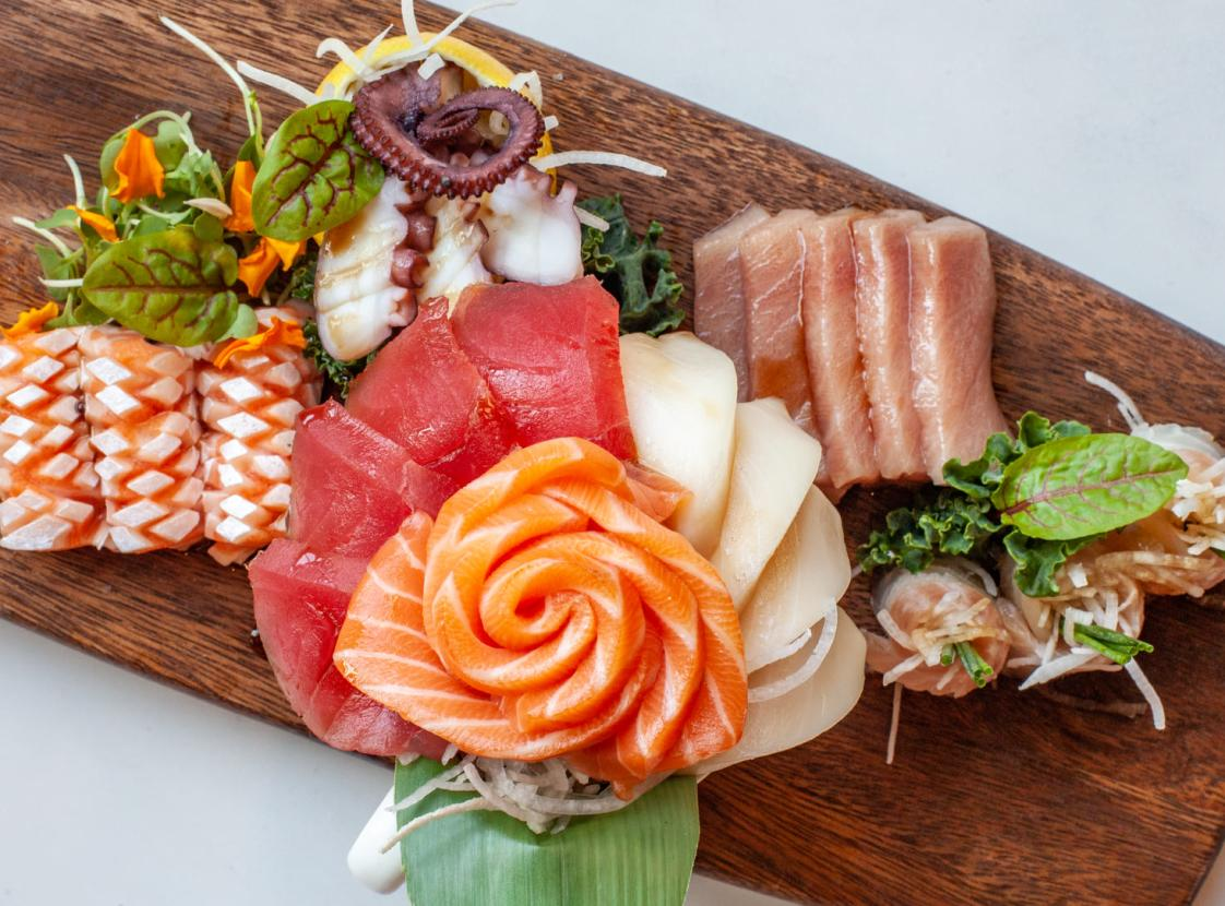 ABSOLUTELY SUSHI AT FARM BREW LIVE