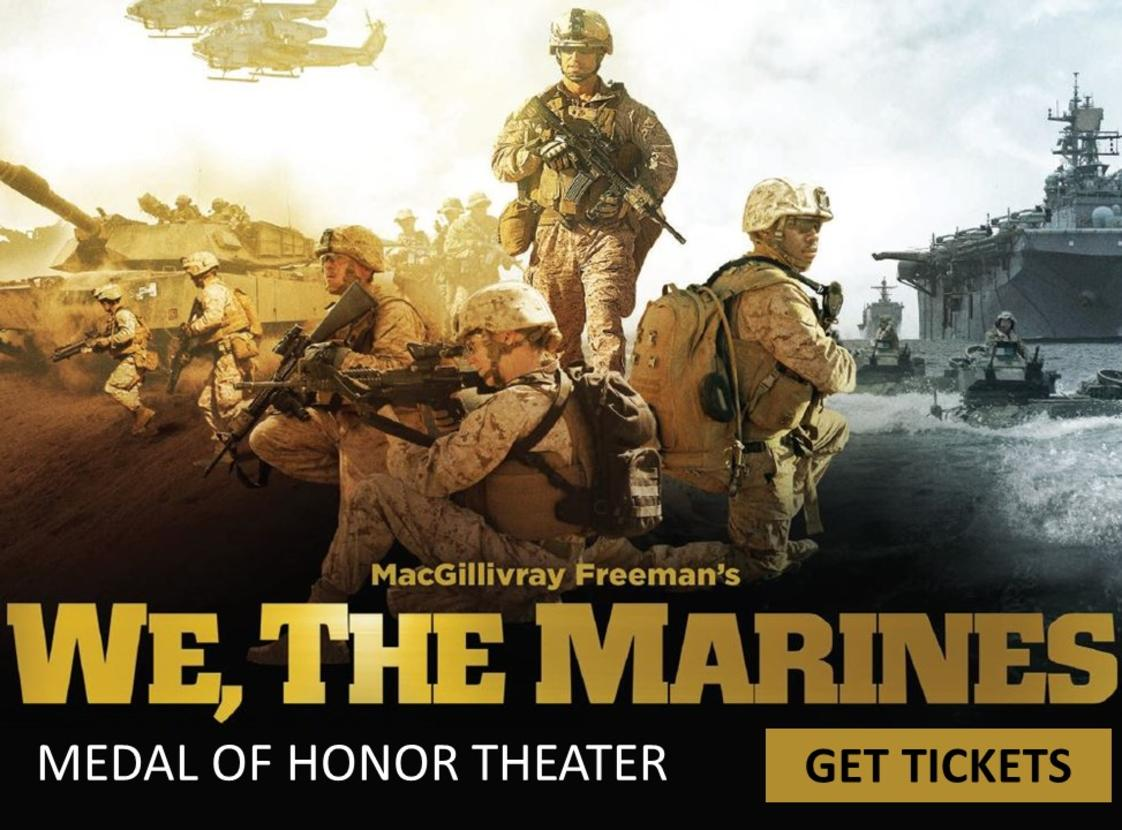 We, The Marines with QR