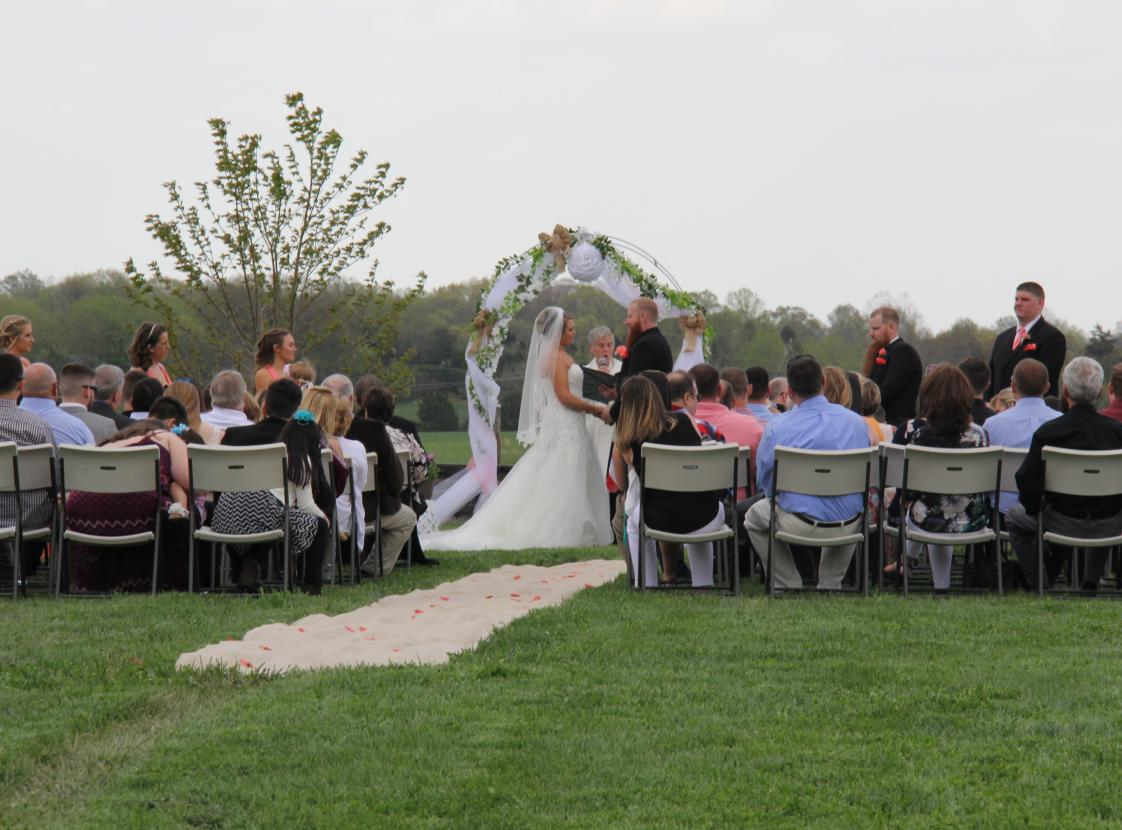 WINDY KNOLL FARM Wedding
