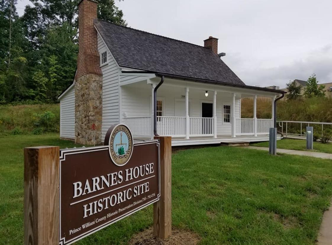 HISTORIC BARNES HOUSE
