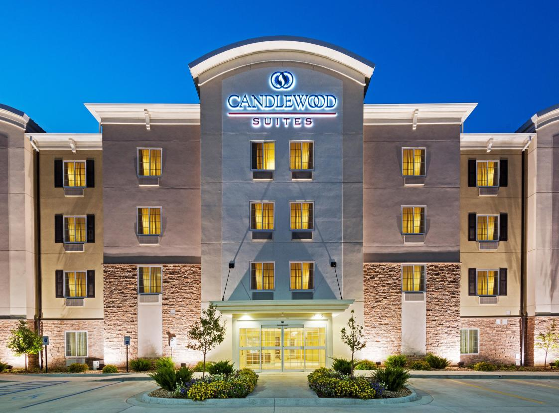 CANDLEWOOD SUITES DUMFRIES