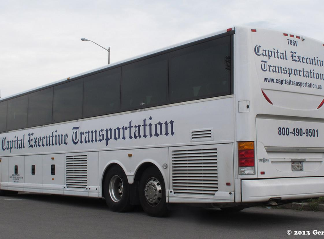CAPITAL EXECUTIVE TRANSPORTATION