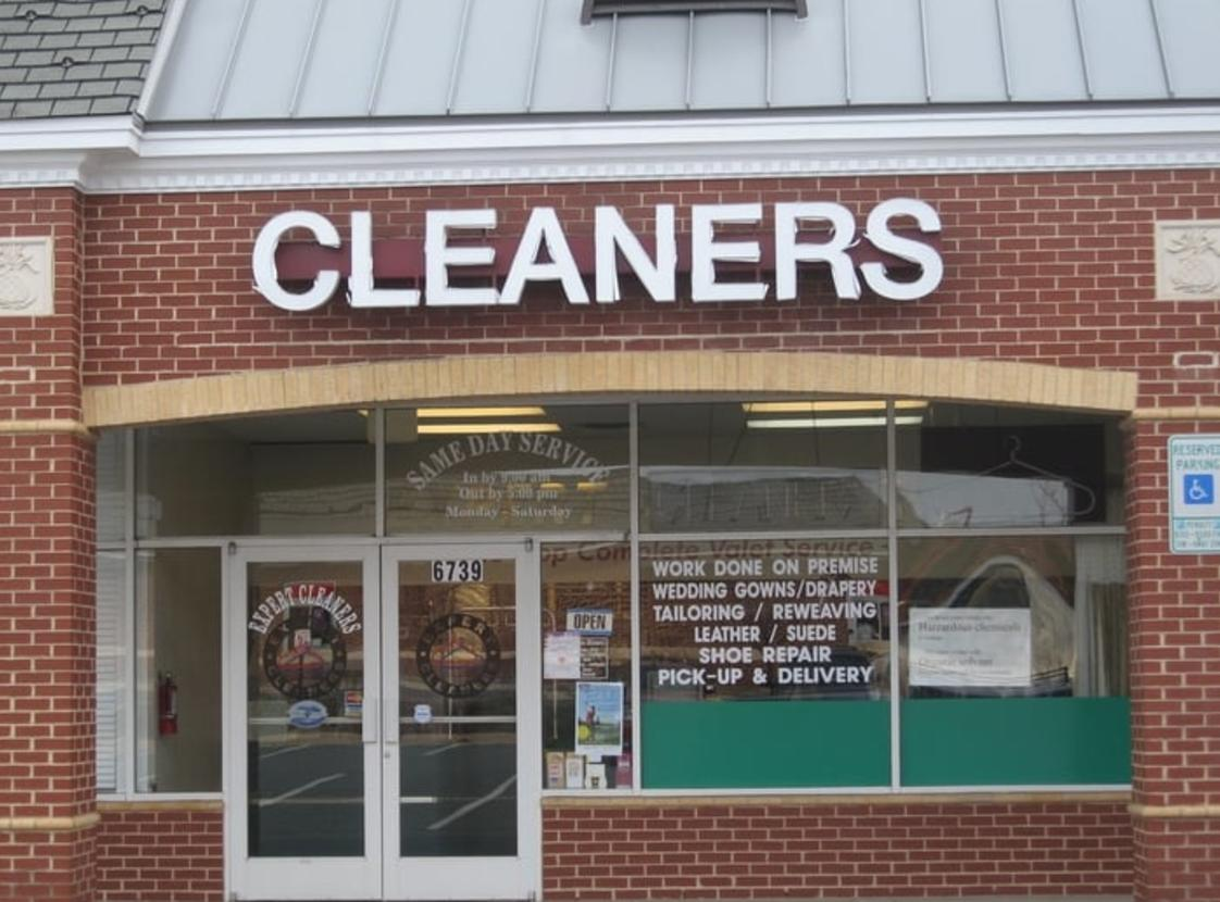 EXPERT CLEANERS