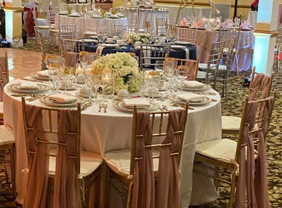 Interior Wedding