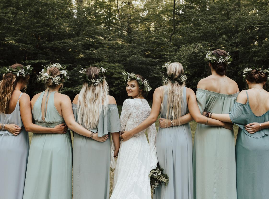 Bridal Party - Weddings