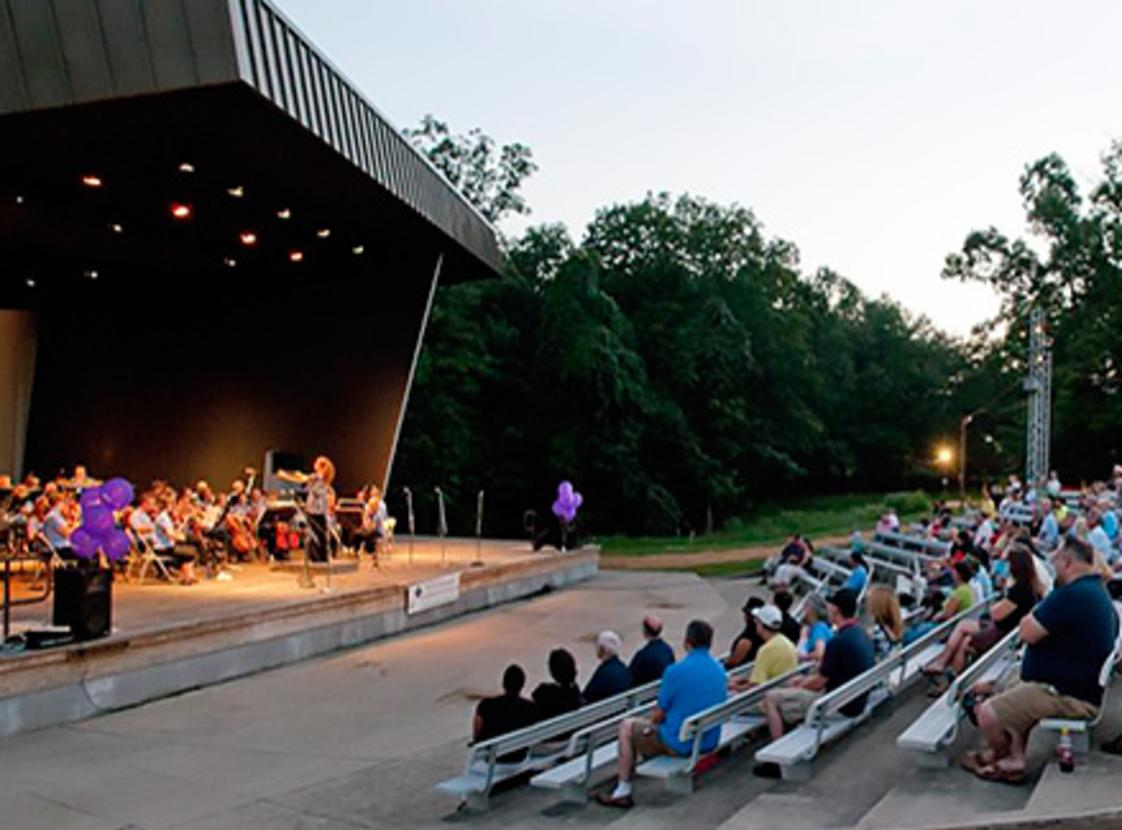 MARY LOUISE JACKSON AMPITHEATER
