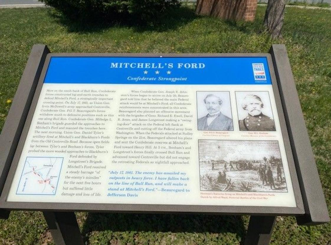 MITCHELL'S FORD