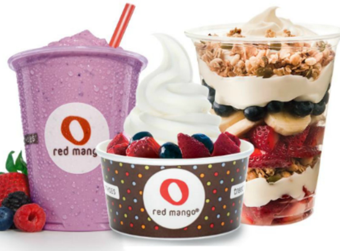 RED MANGO CAFE AND JUICE BAR