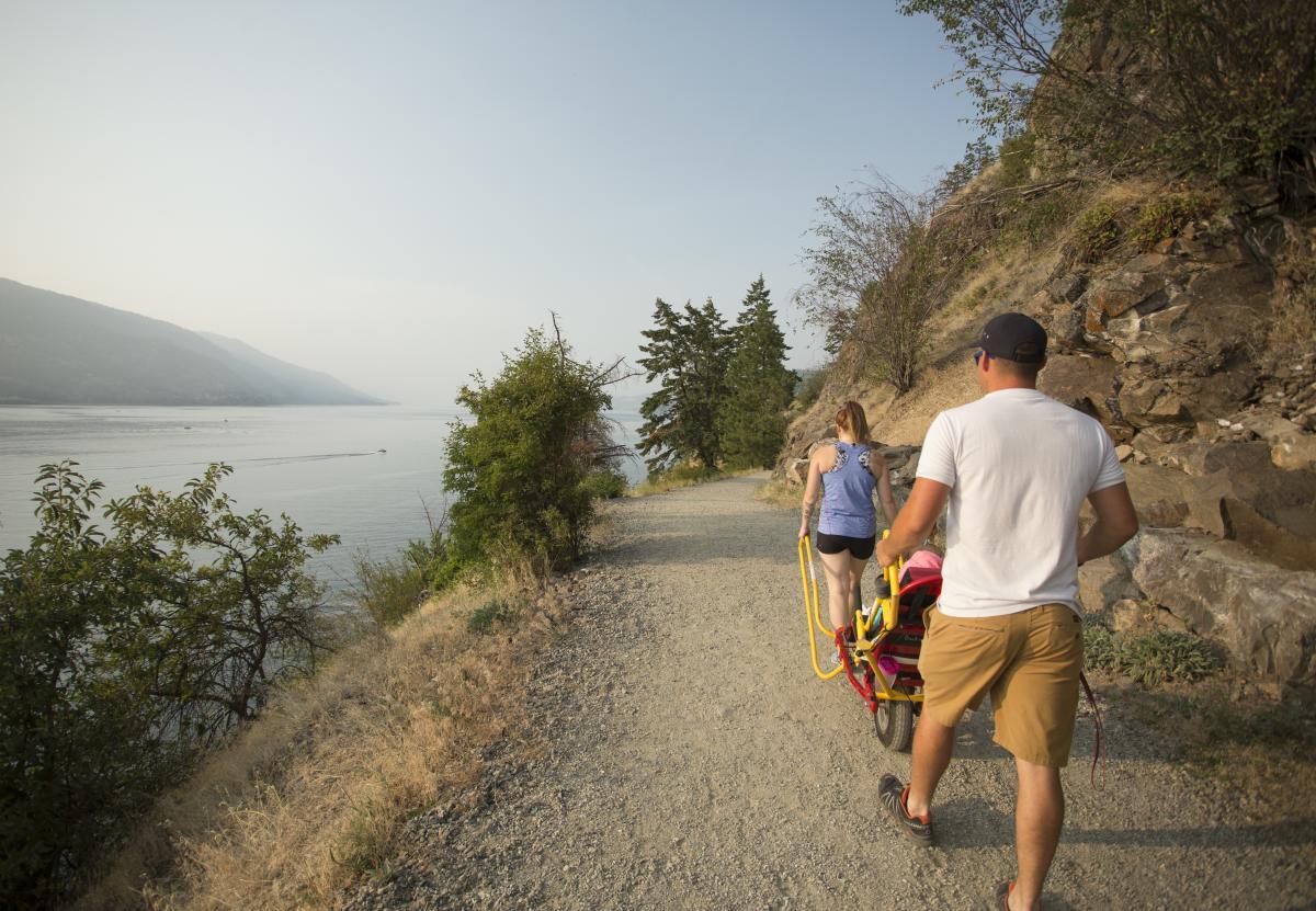 CRIS Hiking