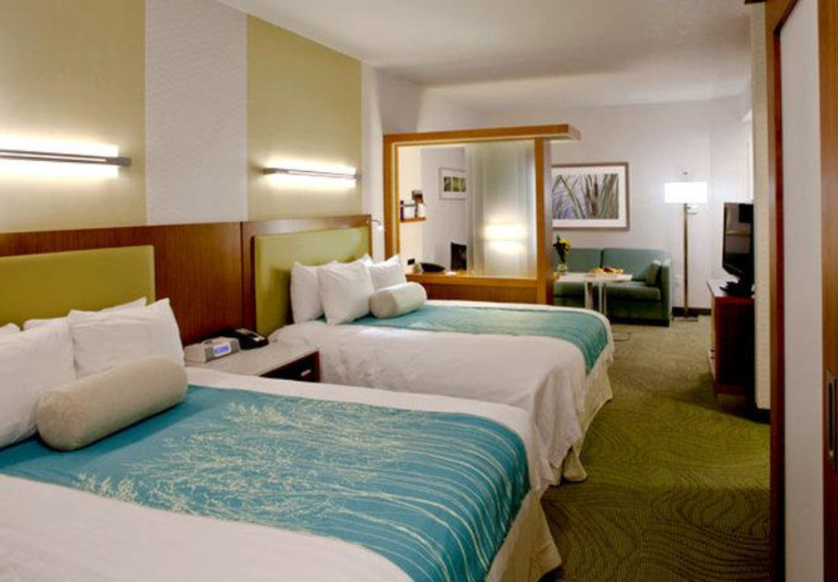 Springhill Suites King - Downtown