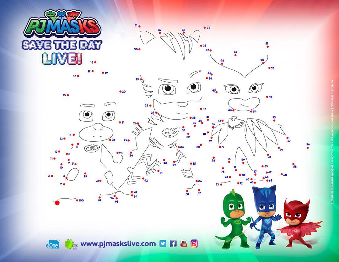 PJ Masks _ connect