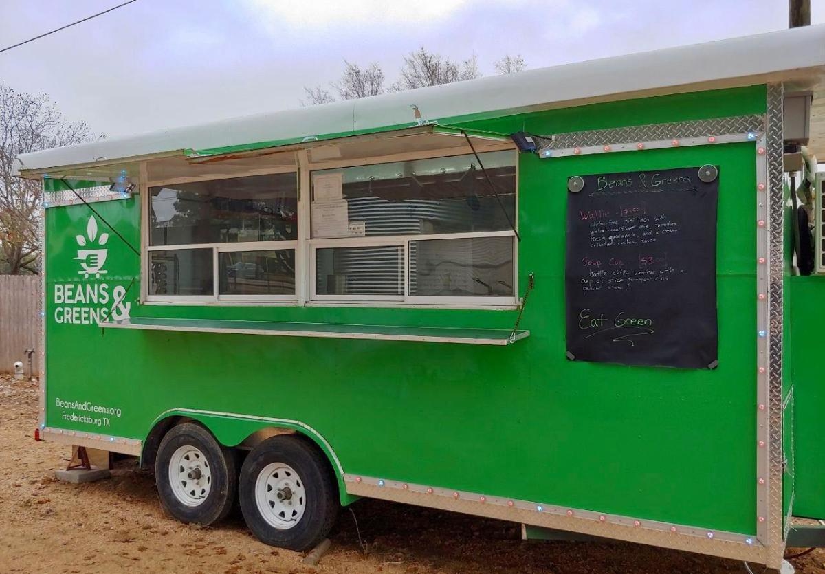 Beans & Greens Food Truck