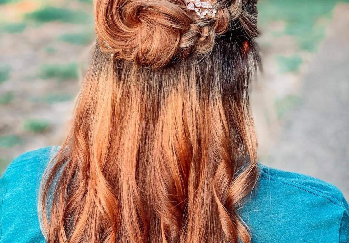 Hair by Melodious Mariah