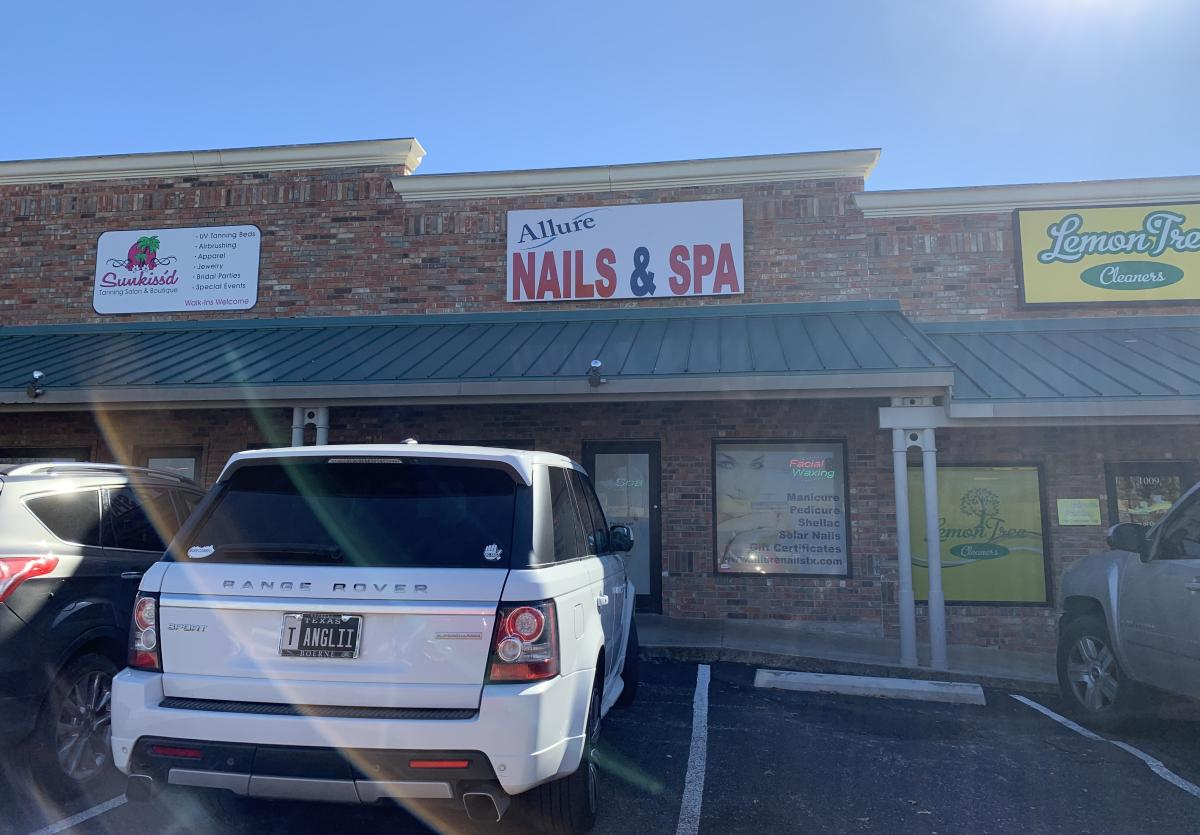Allure Nails and Spa