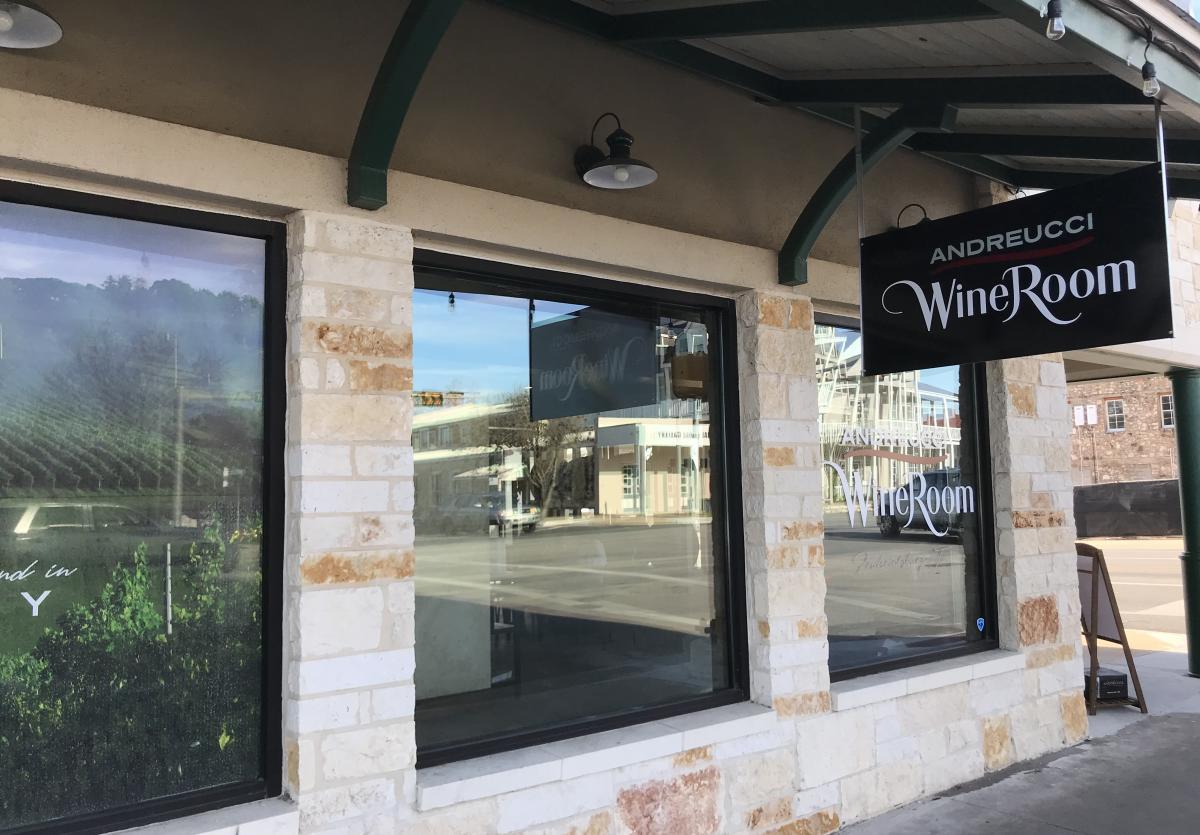 Vino Andreucci Wineroom