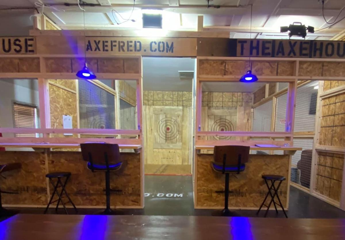 The Axe House