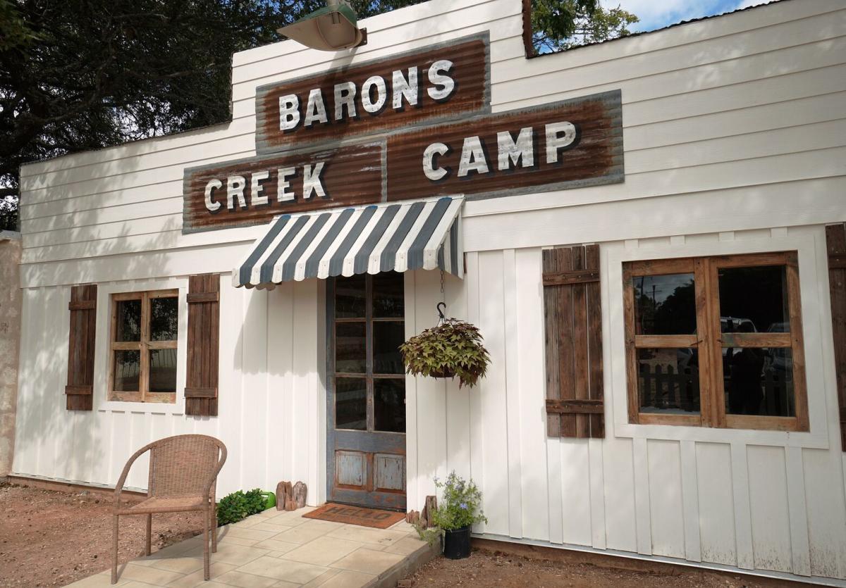 Barons Creek Camp New