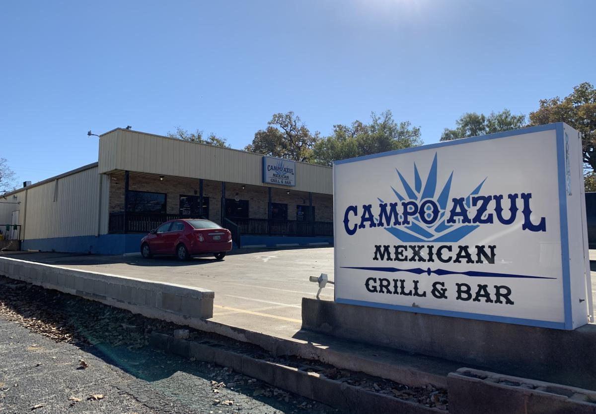 Campo Azul