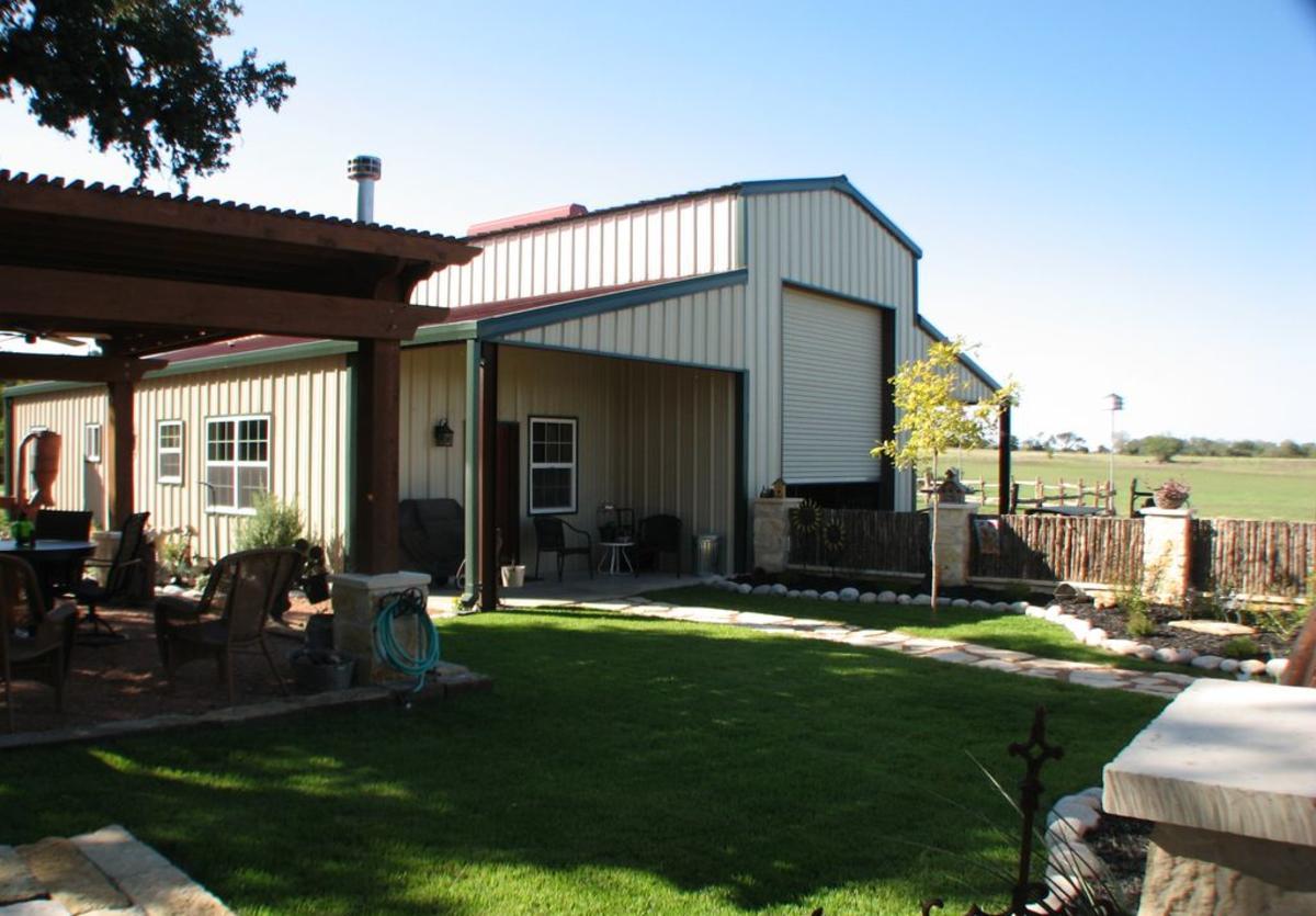 Creekside Barn New