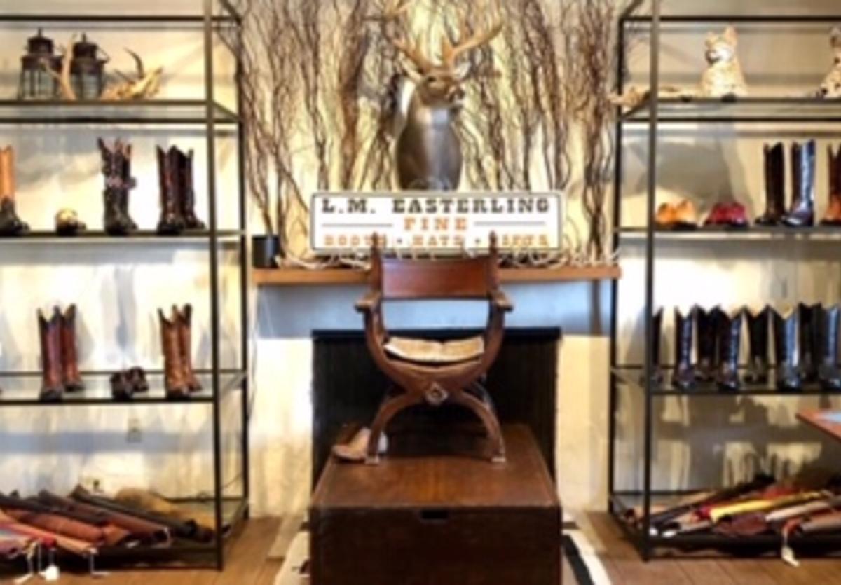 Easterling Boots / Los Cazadores