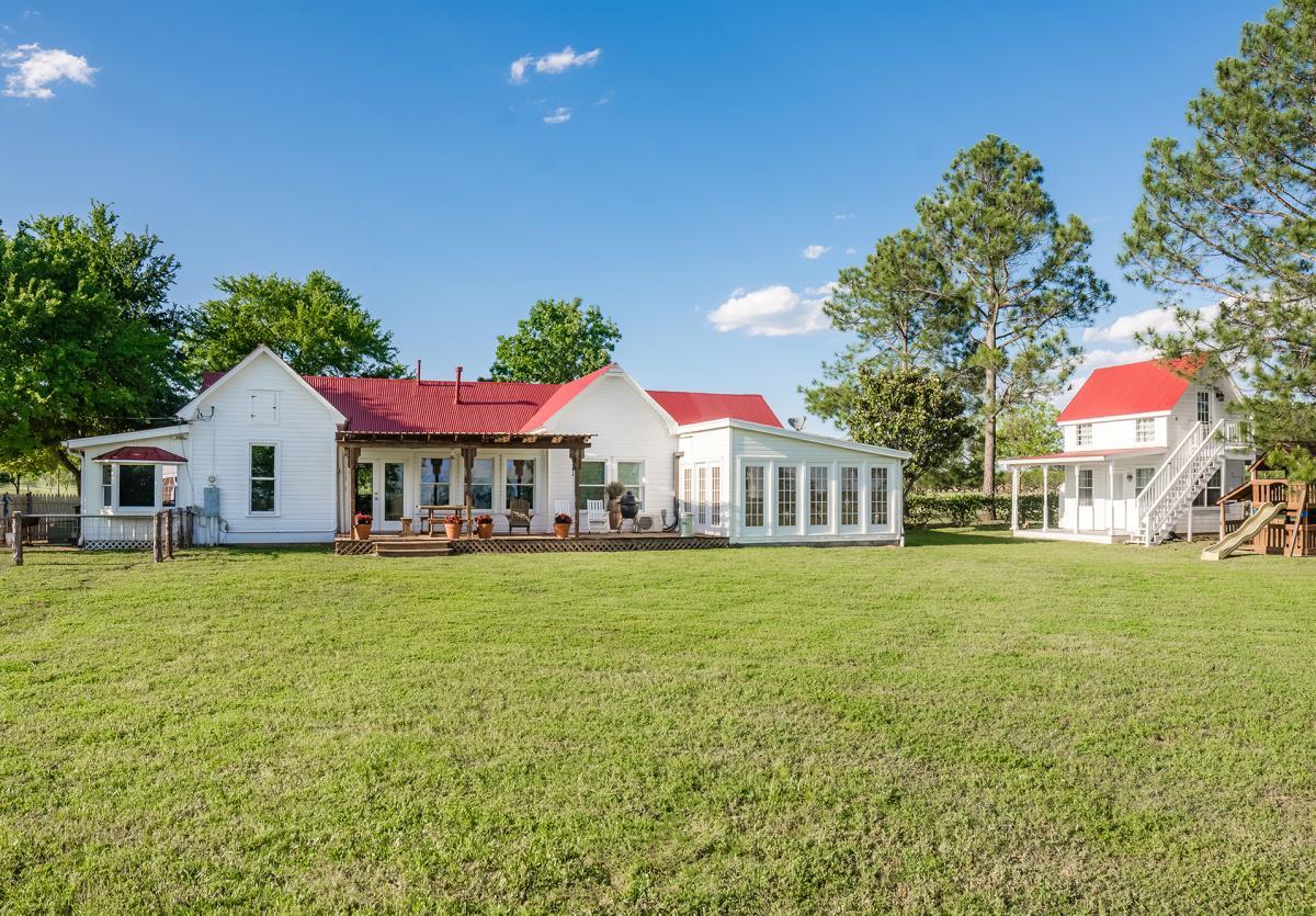 Fischer and Weiser Farmhouse