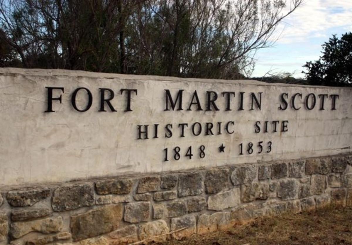 Fort Martin Scott 1