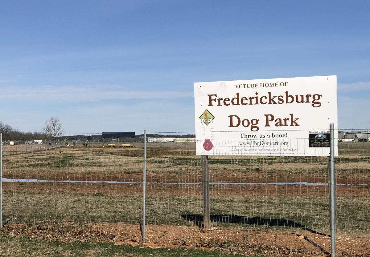 Fredericksburg Dog Park