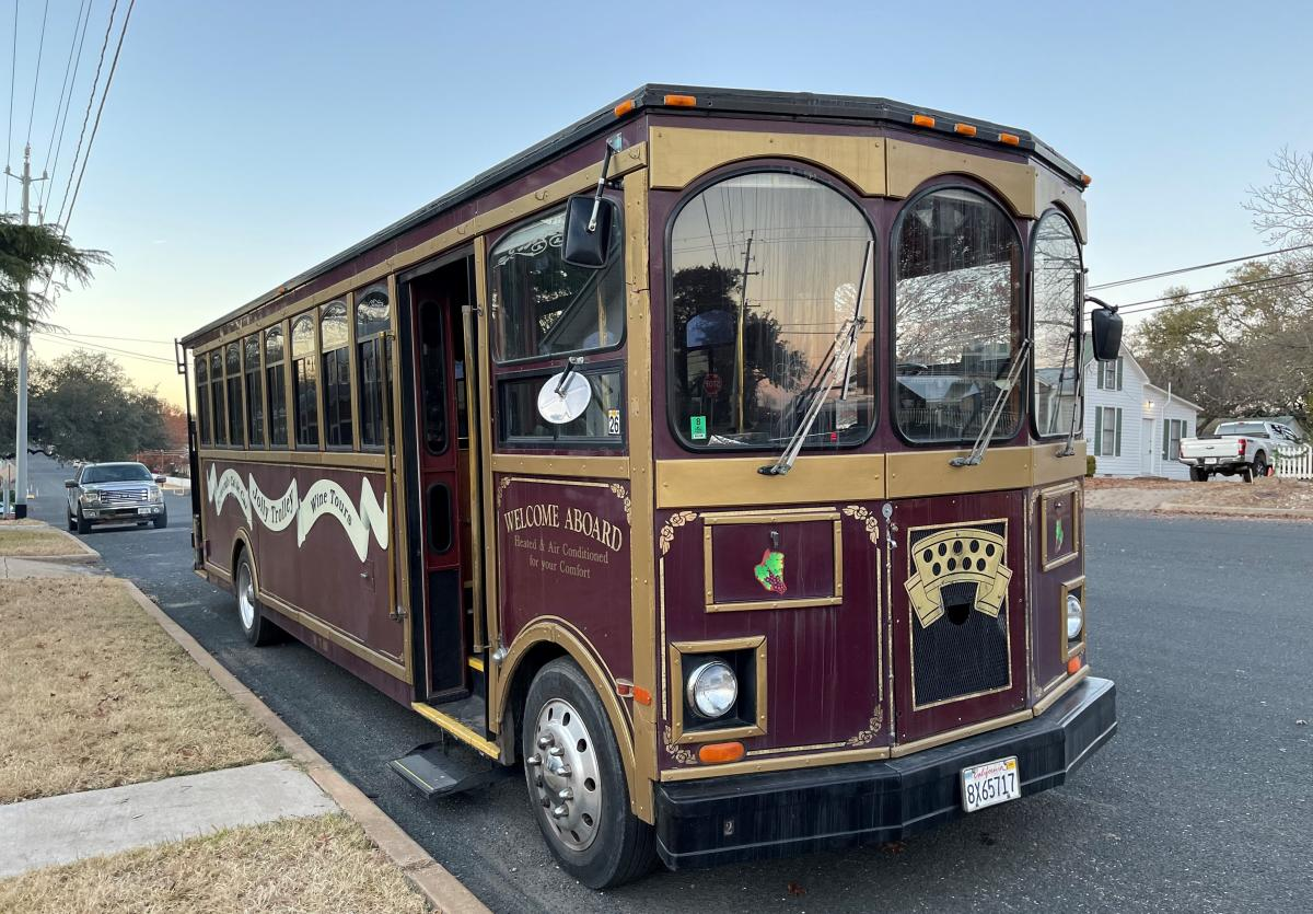 Fredericksburg Cable Car Wine Tours