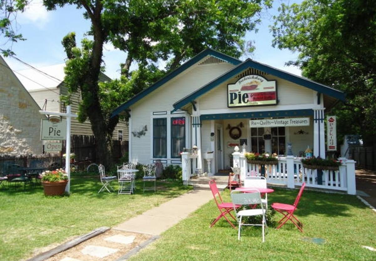 Fredericksburg Pie Company 1