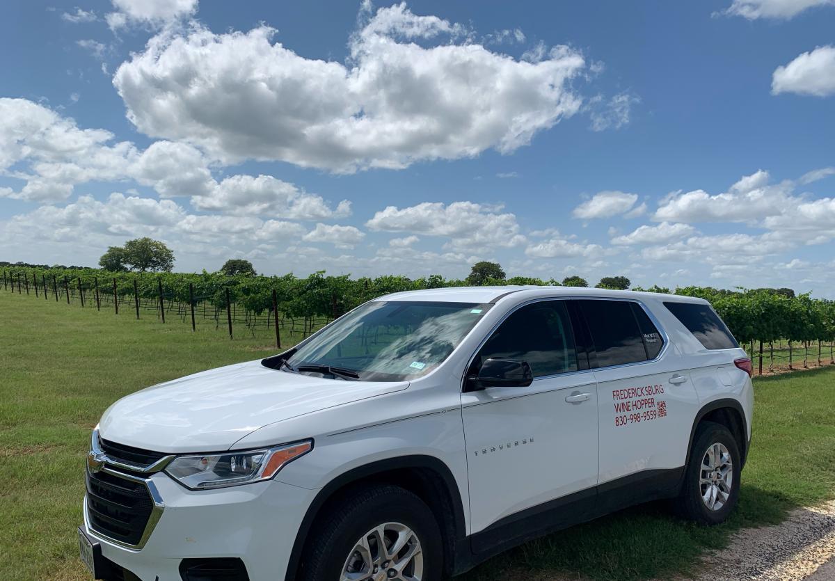 Fredericksburg Wine Hopper