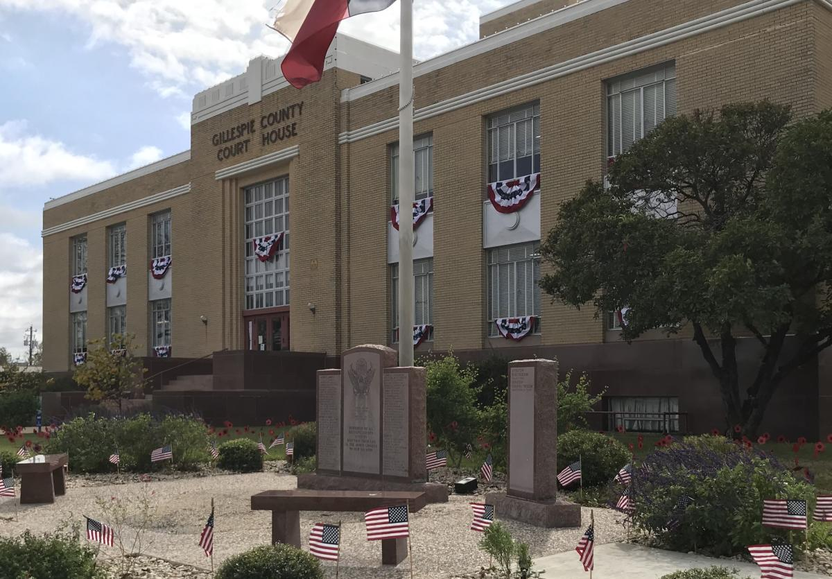 Gillespie County Courthouse