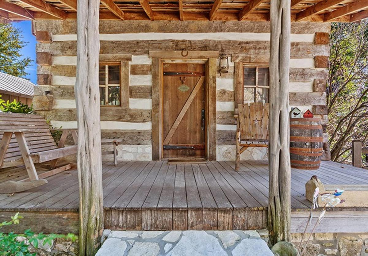 Grist Mill Log Cabin and Livery Stable