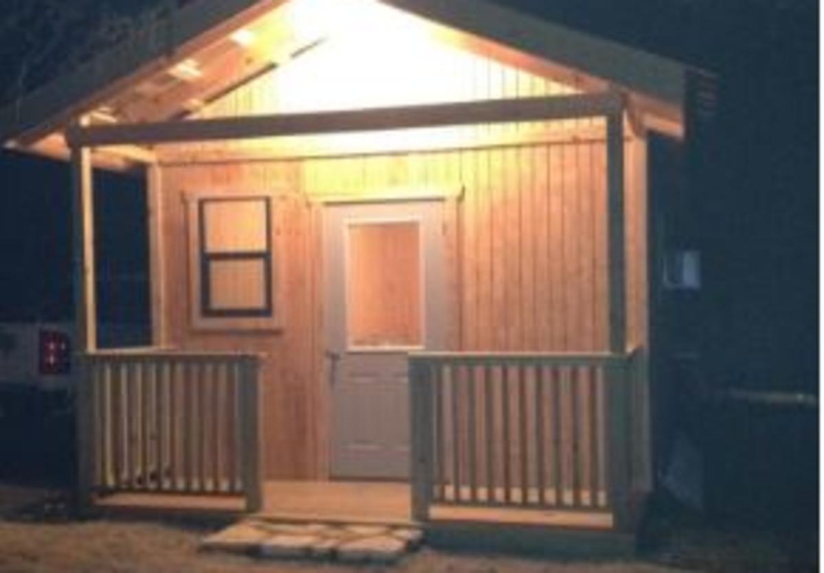 Harper Hideaway Cabins
