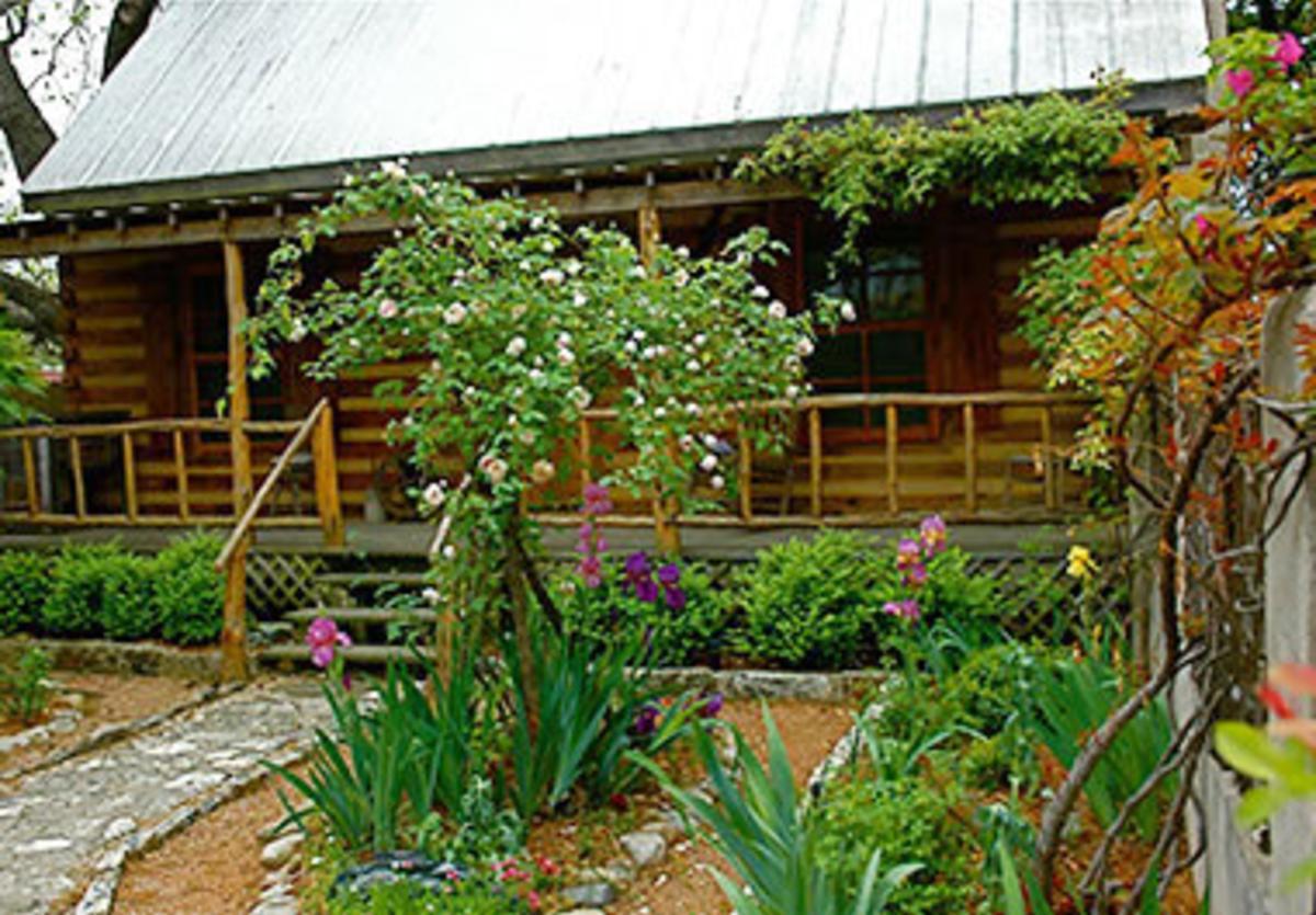 Harrison House and Clara's Cabin