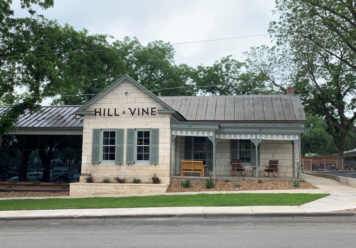 Hill & Vine