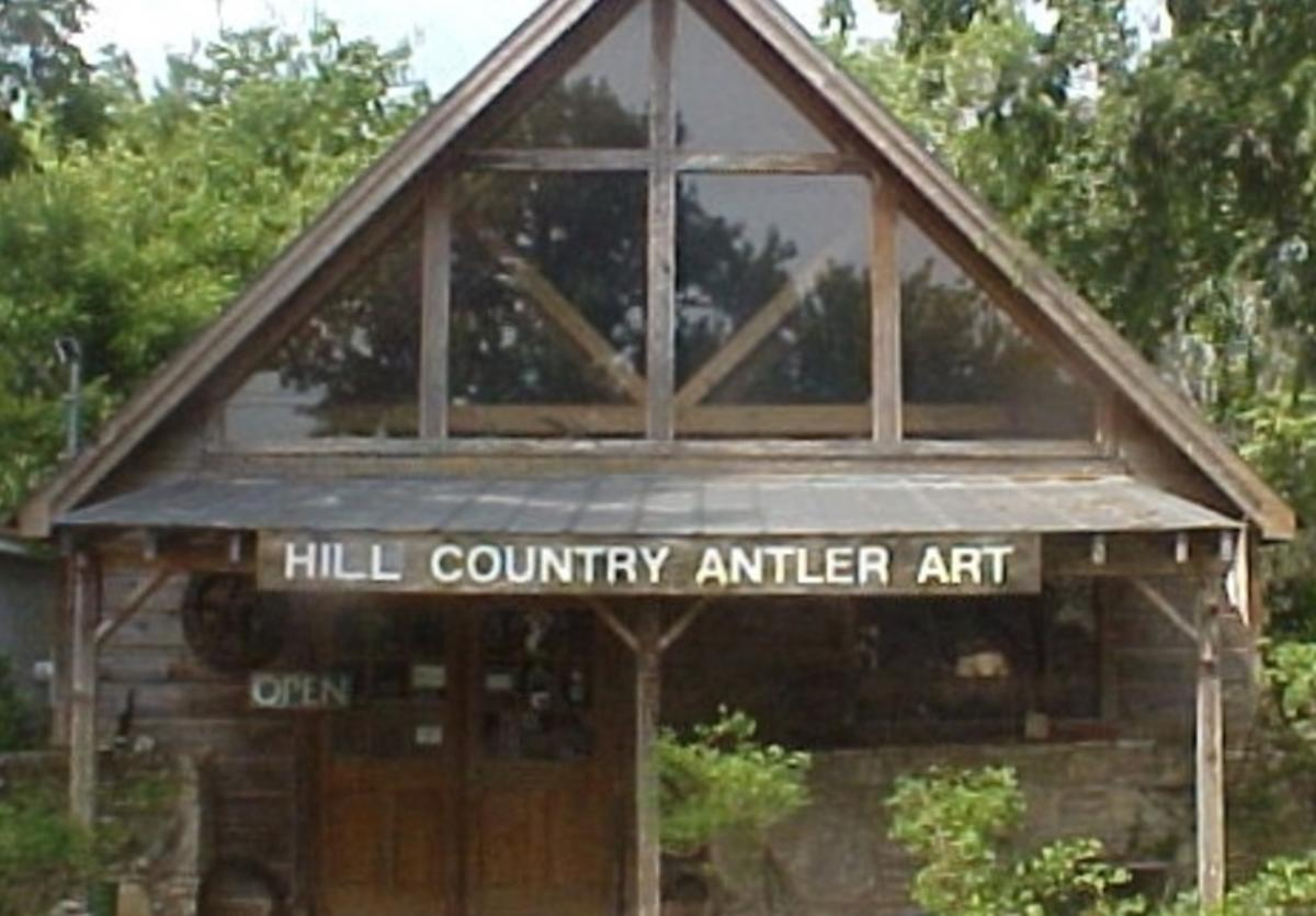 hill-country-antler-art