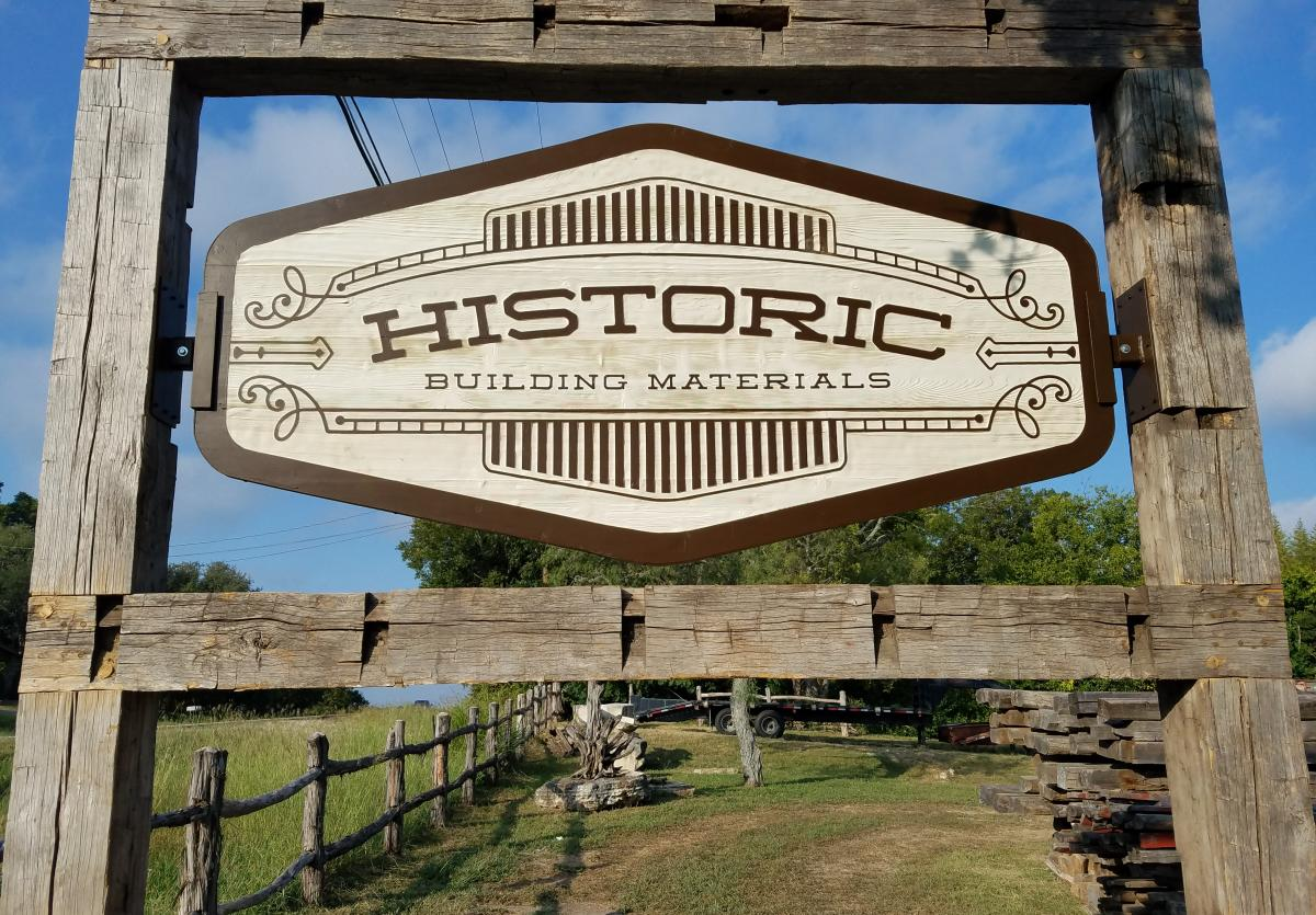 Historic Building Materials