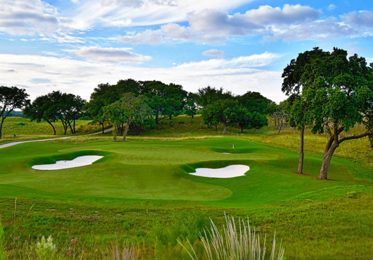Boot Ranch Golf Course
