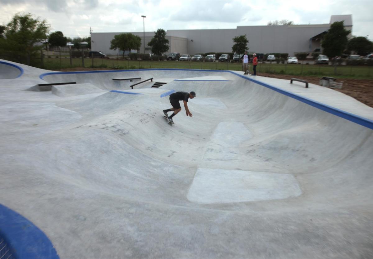 Fredericksburg Skatepark