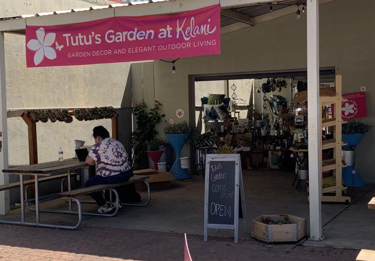 Tutu's Garden