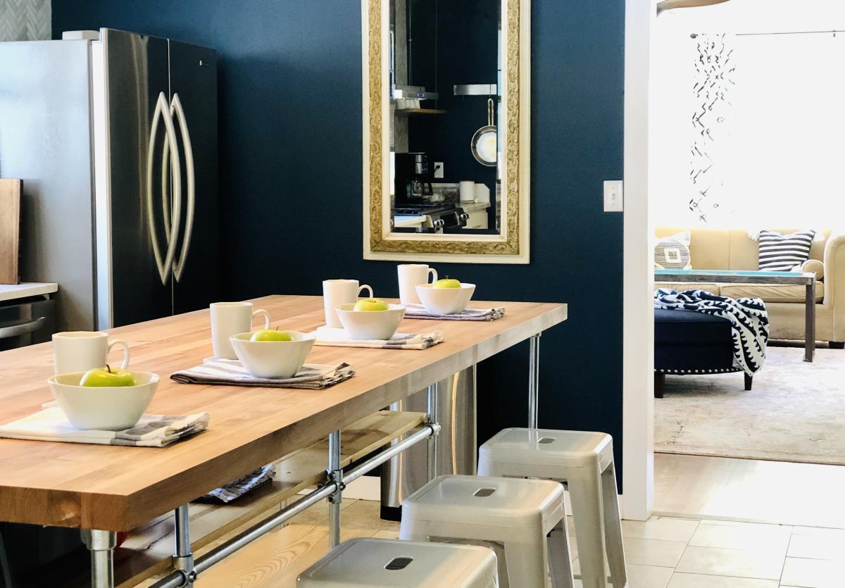 Blue Magnolia Kitchen