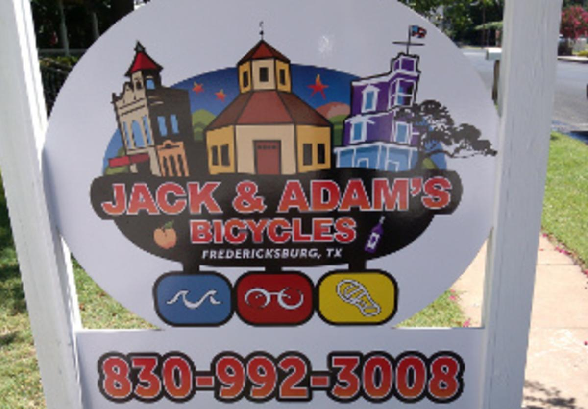 Jack and Adams Bicycles