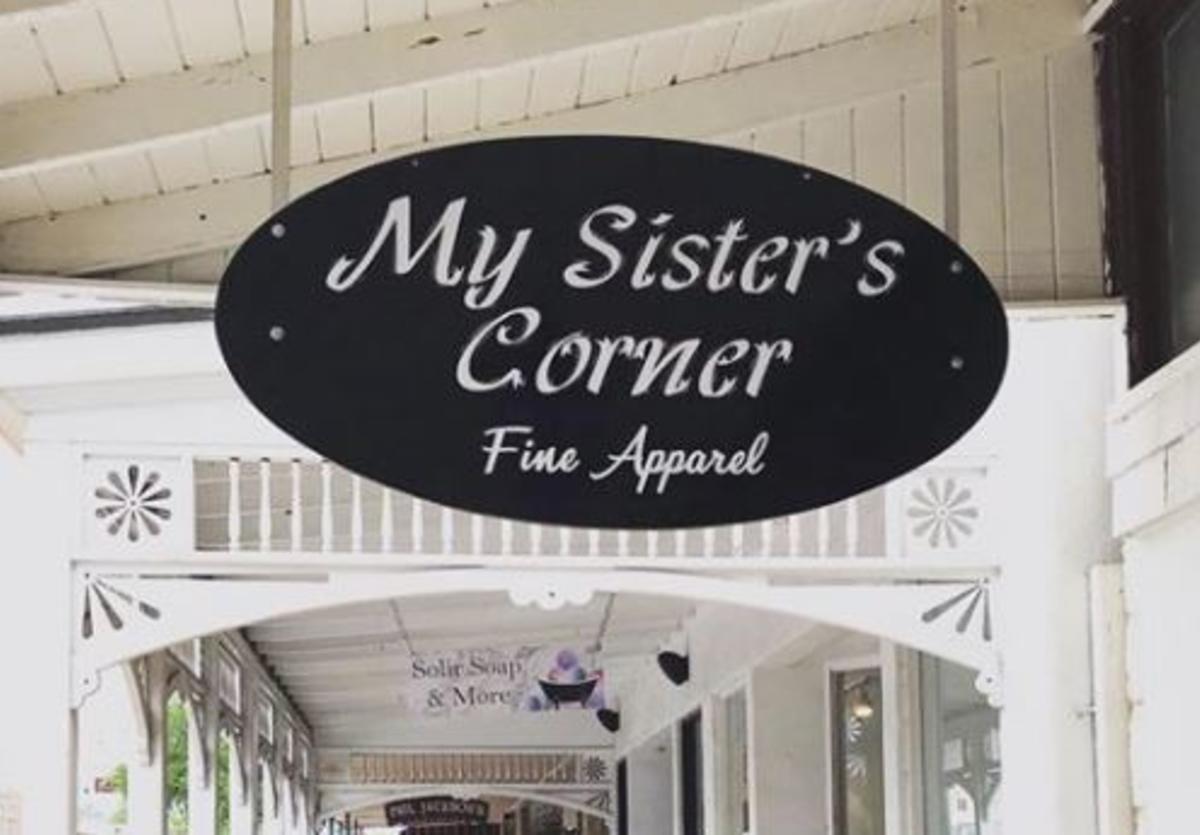 My Sister's Corner