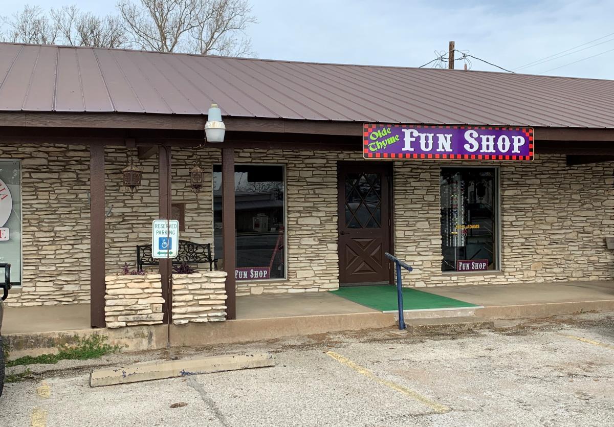 Old Thyme Fun Shop
