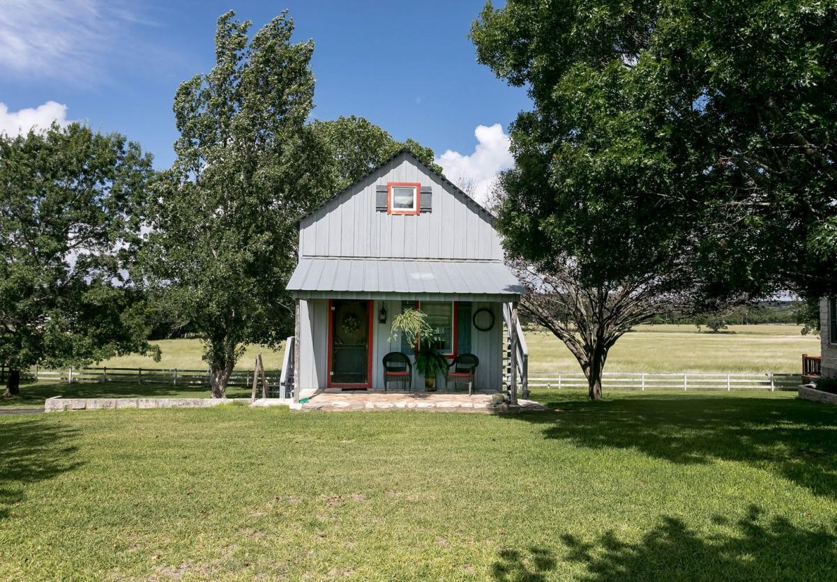 Opa's Barn