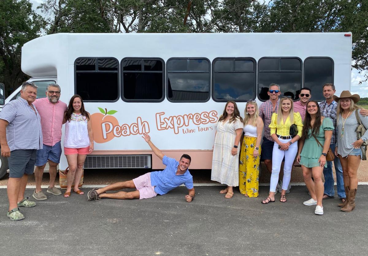 Peach Express