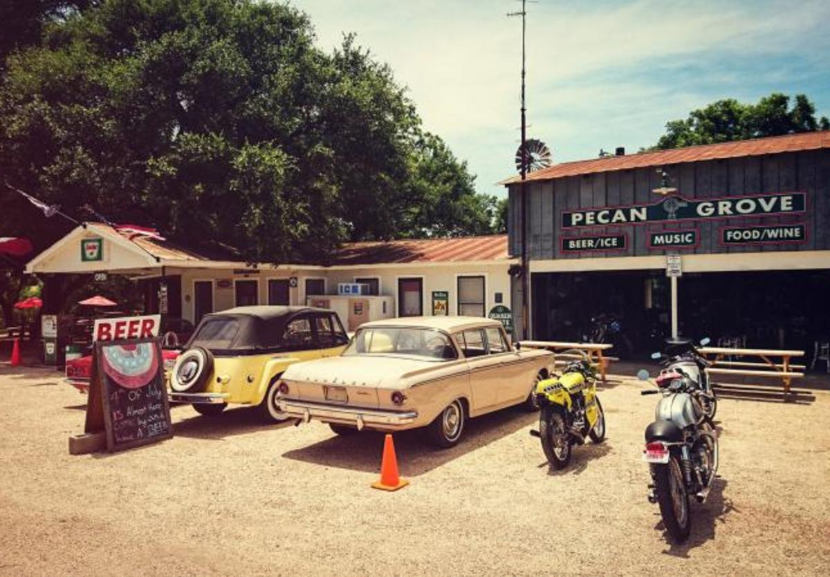 Pecan Grove Store