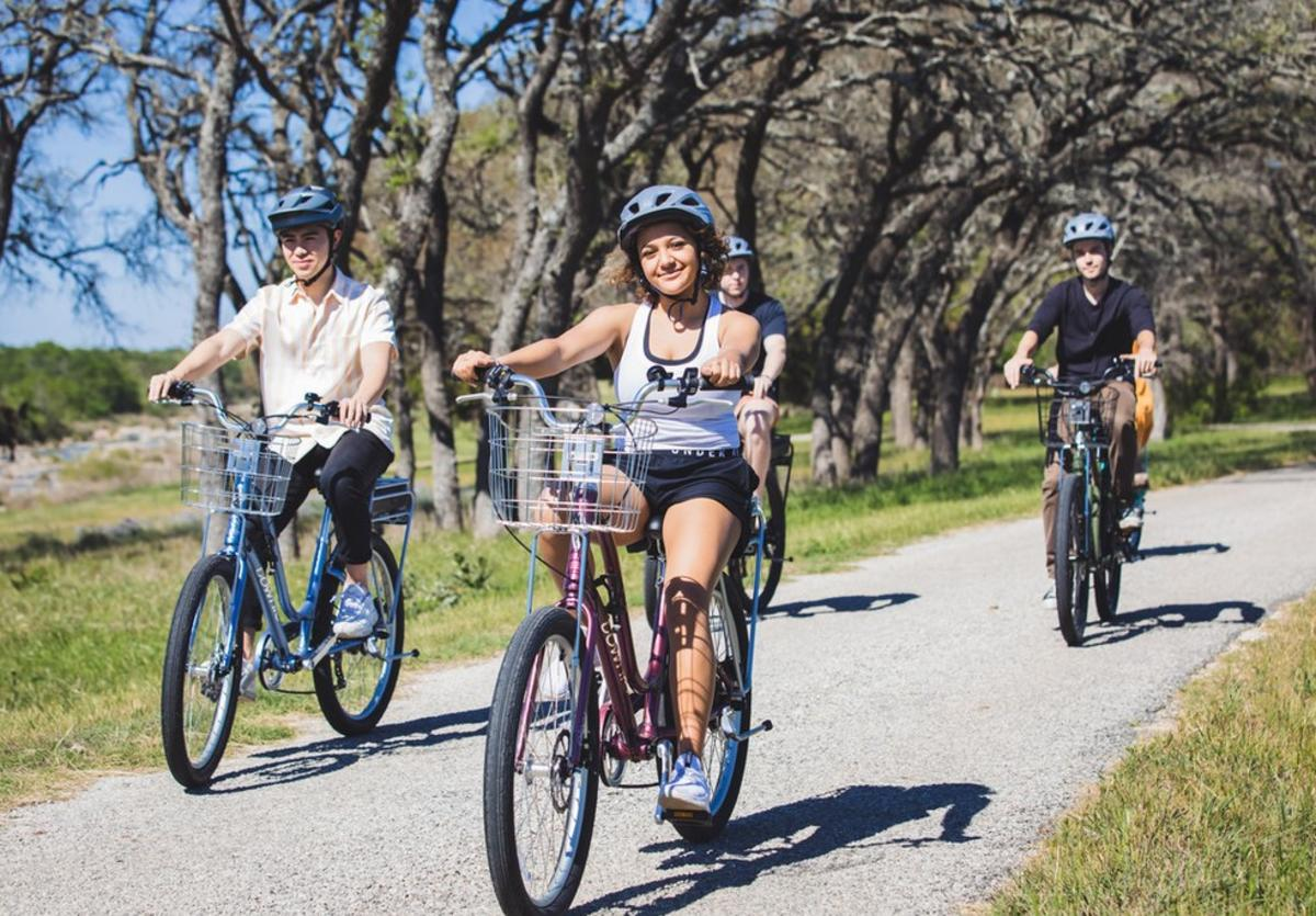 Ranch Road One Bike Rentals and Tours